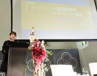 Citizens' Dialogue in Eupen with Marianne Thyssen