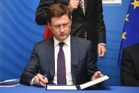 Participation of Maroš Šefčovič, Vice-President of the EC, in EU/Russia/Ukraine trilateral gas talks
