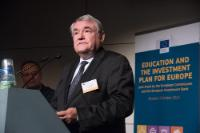 Participation of Jyrki Katainen, Vice-President of the EC, and Tibor Navracsics, Member of the EC, in the event 'Education and the Investment Plan for Europe'