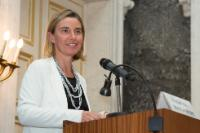 Participation of Federica Mogherini, Vice-President of the EC, in the EUISS Annual Conference 2015