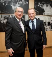 Visit of Donald Tusk, President of the European Council, to the EC