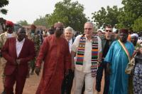 Visit by Neven Mimica, Member of the EC, to Niger