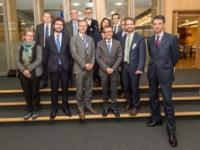 Visit of Think Tanks  on innovation and energy to the EC