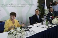 Visit of Kristalina Georgieva, Vice-President of the EC, to the United Arab Emirates