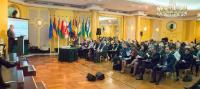 Participation de Johannes Hahn, membre de la CE, à la conférence Coopération énergétique de l'UE avec les pays orientaux de la politique de voisinage et l'Asie centrale