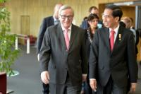 Visit of Joko Widodo, President of Indonesia, to the EC