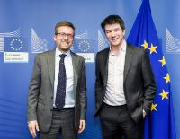 Visit of Travis Kalanick, co-founder and CEO of Uber, to the EC