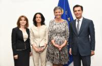 Participation of Margrethe Vestager, Member of the EC, in the State Aid high level forum