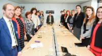 Visit of representatives of the Council of Women in Business in Bulgaria to the EC