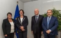 Visit of a delegation of representatives from TISPOL to the EC