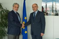 Visit of Ali Sindi, Minister for Planning of the Kurdistan Regional Government (KRG) in Iraq, to the EC