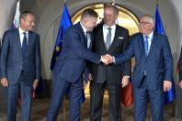 Conseil européen informel - Bratislava, 2016/09