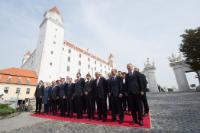 Informal meeting of the 27 Heads of State or Government in Bratislava, 16/09/2016
