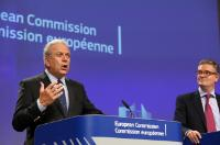 Joint press conference by Dimitris Avramopoulos and Julian King, Members of the EC, on the conclusions of the weekly meeting of the EC College