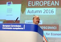 Press conference by Pierre Moscovici, Member of the EC, on the 2016 Autumn Economic Forecast