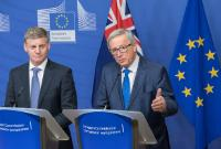 Visit of Bill English, New Zealander Prime Minister, to the EC
