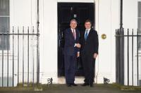 Visit of Valdis Dombrovskis, Vice-President of the EC, to the United Kingdom