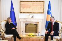 Visit by Federica Mogherini, Vice-President of the EC, to Kosovo