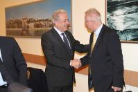 Visit of Dimitris Avramopoulos, Member of the EC, to Hungary
