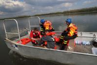 Exercice de protection civile 'EUrban Water Aid Project', en Hongrie