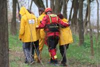 Civil protection exercise 'EUrban Water Aid Project', in Hungary