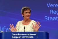 Press conference by Margrethe Vestager, Member of the EC, on the Review of the State aid General Block Exemption Regulation
