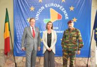 Visit by Federica Mogherini, Vice-President of the EC, to Mali