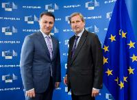 Visit of Nikola Gruevski, President of the VMRO–DPMNE of the former Yugoslav Republic of Macedonia, to the EC