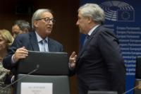 Participation of Jean-Claude Juncker, President of the EC, at the high-level conference on migration management