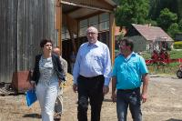 Visit by Phil Hogan, Member of the EC, to France
