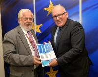Visit of Georges Dassis, President of the European Economic and Social Committee (EESC) to the EC