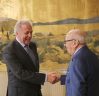 Visit by Dimitris Avramopoulos, Member of the EC, to Tunisia