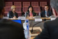 Visit of a delegation from the Financial Services Committee of the US House of Representatives to the EC