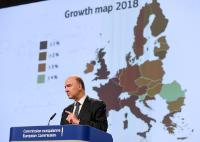Press conference by Pierre Moscovici, Member of the EC, on the 2017 Autumn Economic Forecast