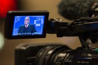 Press conference of Frans Timmermans, First Vice-President of the EC, on the rule of law in Poland