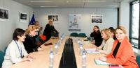 Visit of Grațiela-Leocadia Gavrilescu, Romanian Deputy Prime Minister and Minister for the Environment, to the EC