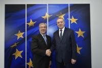 Visit of Henryk Kowalczyk, Polish Minister for Environment, to the EC