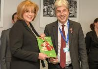 Visit of Neno Dimov, Bulgarian Minister for the Environment and Water, to the EC