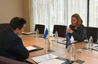 Visit by Federica Mogherini, Vice-President of the EC, to Ukraine