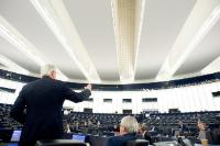 Participation of Michel Barnier, Chief Negotiator for Article 50 Negotiations with the United Kingdom, at the Plenary session of the EP