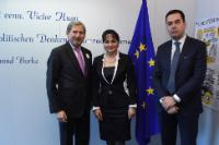 Visit of Zoran Pažin, Montenegrin Deputy Prime Minister, and Minister for Justice, and Vesna Medenica, President of the Supreme Court of Montenegro, to the EC