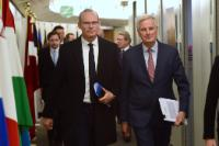 Visit of Simon Coveney, Irish Deputy Prime Minister (Tánaiste), to the EC.