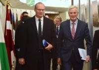 Visite de Simon Coveney, vice-Premier ministre irlandais (Tánaiste), à la CE.