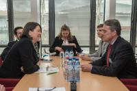 Visit of Alexandre de Juniac, Director General and CEO of the International Air Transport Association (IATA) , to the EC
