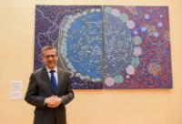 Participation of Carlos Moedas, Member of the EC, at the opening of the SKA Exhibition