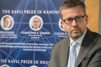 Participation of Carlos Moedas, Member of the EC, at the Kavli-EU event 'Science Prizes - Stimulating Research and Innovation'