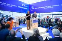 Visit of Violeta Bulc, Member of the EC, to Slovenia