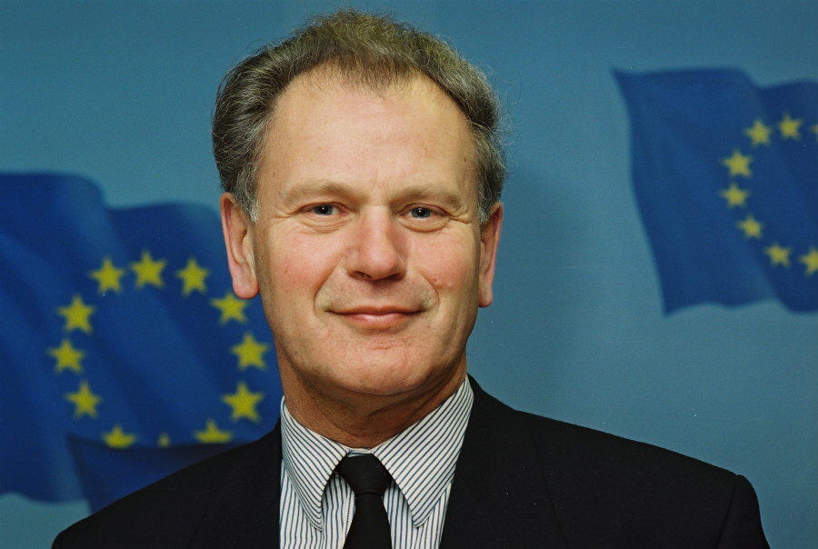Visit of Bernhard Friedmann, President of the European Court of Auditors, to the EC