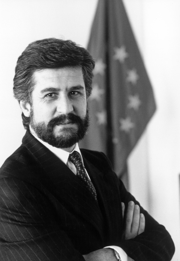 Manuel Marín, Vice-President of the CEC