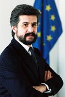 Manuel Marín, vice-président de la CCE